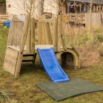 Nursery Playground Apparatus in Ashmore Green 3