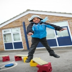 EYFS Language and Communication in Aberyscir 9