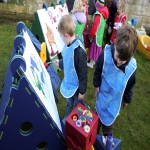EYFS Language and Communication in Belfast 2