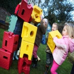 Nursery Playground Apparatus in Torfaen 12