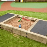 Nursery Playground Apparatus in Abertillery/Abertyleri 4