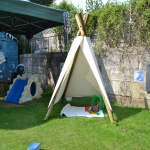 Building a Den in Ceredigion 4