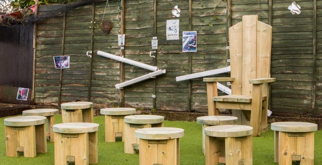 Nursery Outdoor Play Equipment in Abington Vale