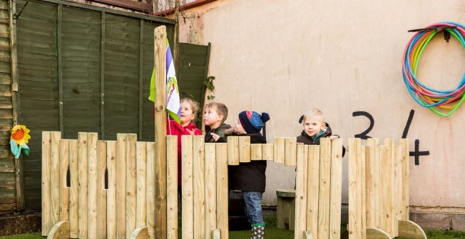 Understanding the World EYFS in Aberdour