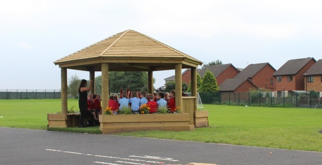 Outdoor Classroom Benefits in Acaster Selby