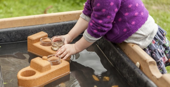 Sensory Nursery Equipment in Achachork