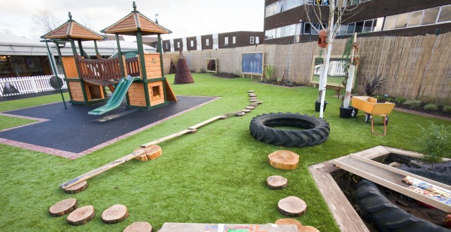 Trim Trail for Schools in Dundee City